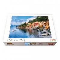 Bộ tranh xếp hình 150 mảnh – Hồ Como, Italy