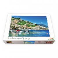 Bộ tranh xếp hình 150 mảnh – Bờ biển Amallfi (Italy)