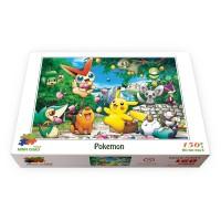 Bộ tranh xếp hình 150 mảnh – Pokémon