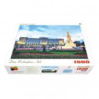 Bộ tranh xếp hình cao cấp 1500 mảnh – Điện Buckingham, Anh (60x100cm)