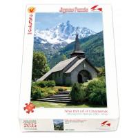 2035-004 Nhà thờ cổ Chamonix