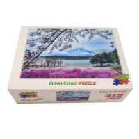 Bộ tranh xếp hình 315 mảnh – Núi Phú Sĩ (30x44cm)
