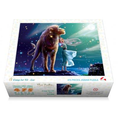 475-006 Cung sư tử